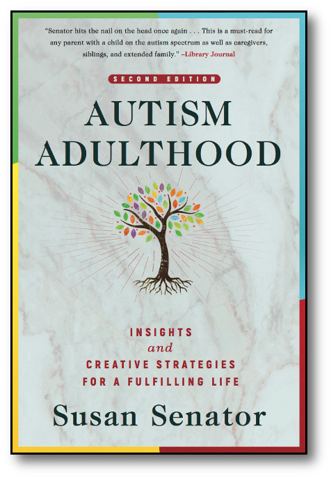 Autism Adulthood cover