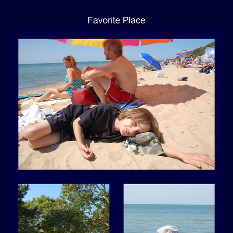 Tabblo: Favorite Place